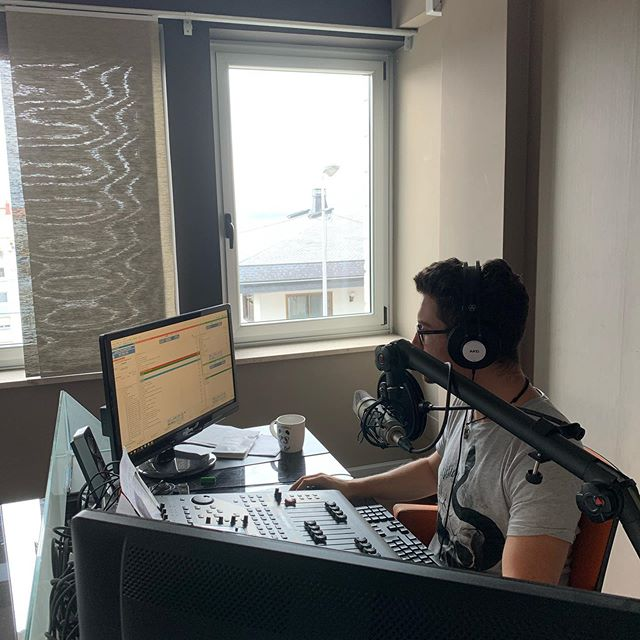 Alejandro Carra en VIA Radio