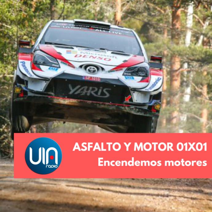 Asfalto y Motor 01X01